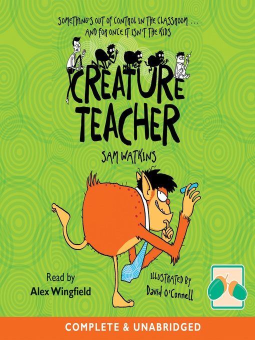 Title details for Creature Teacher by Sam Watkins - Available