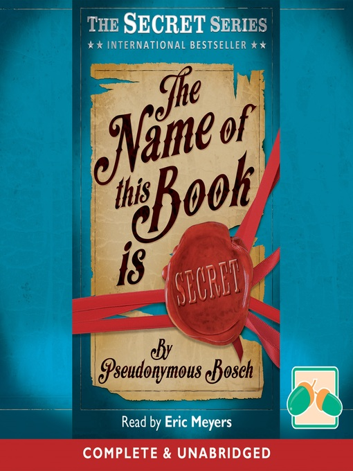 the secret series pseudonymous bosch epub