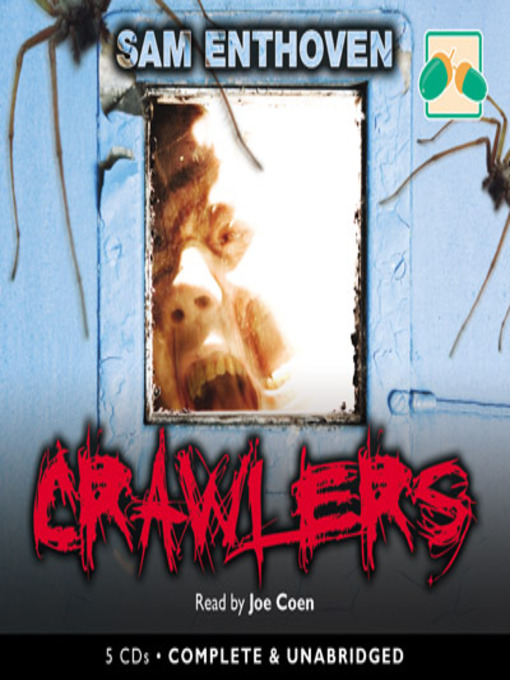 Title details for Crawlers by Sam Enthoven - Available