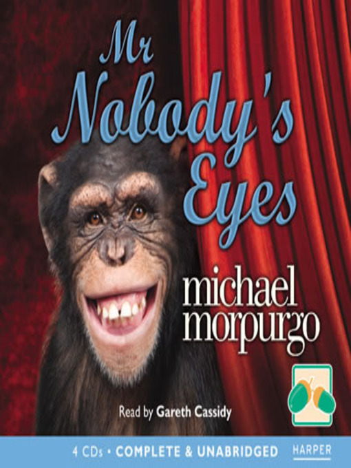 Title details for Mr Nobody's Eyes by Michael Morpurgo - Available