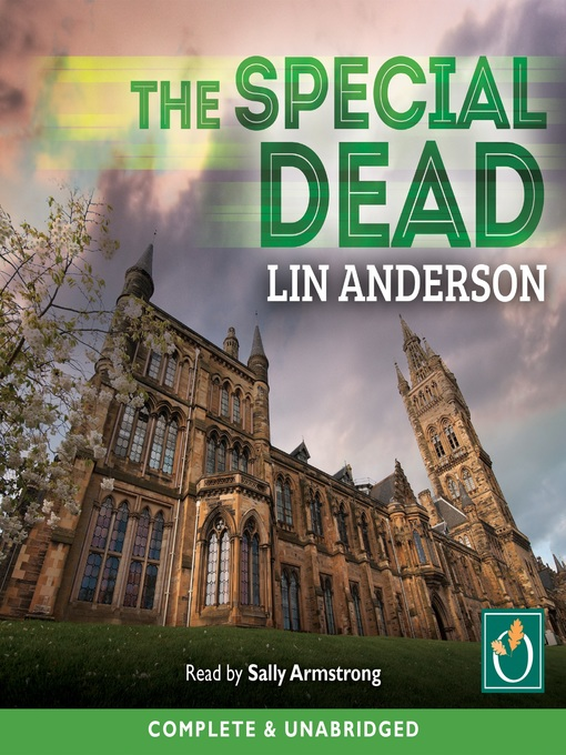 Title details for The Special Dead by Lin Anderson - Wait list