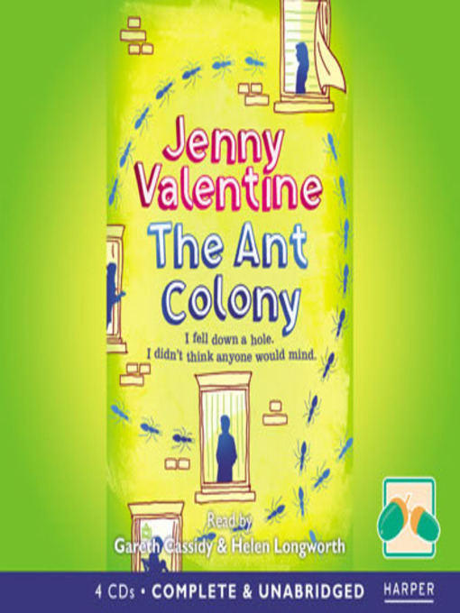 Cover of The Ant Colony