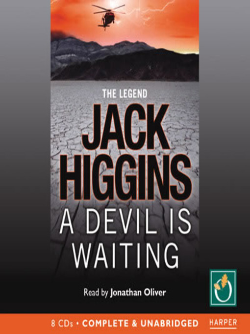 Cover of A Devil Is Waiting