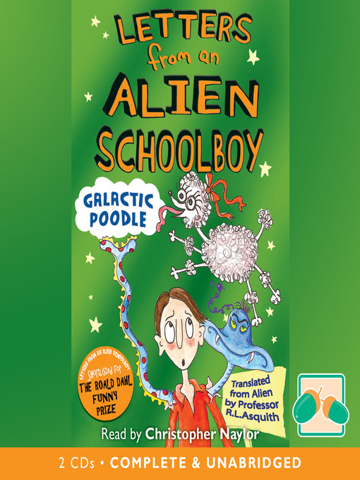 Title details for Galactic Poodle by Ros Asquith - Available