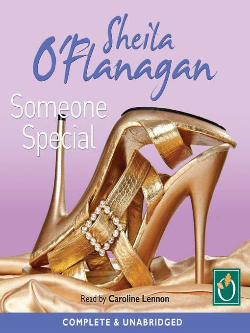 Title details for Someone Special by Sheila O'Flanagan - Available
