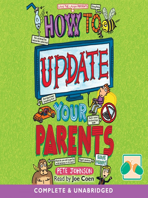 Title details for How to Update Your Parents by Pete Johnson - Available
