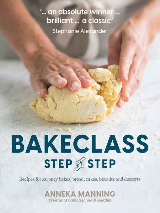 Title details for BakeClass Step by Step by Anneka Manning - Wait list