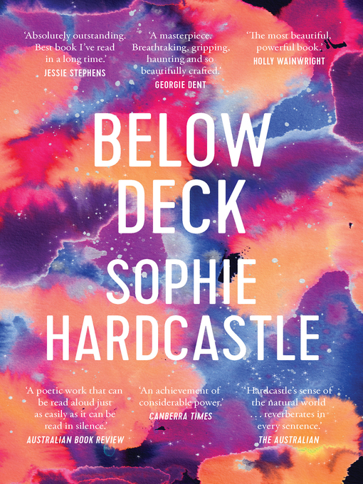 Title details for Below Deck by Sophie Hardcastle - Available