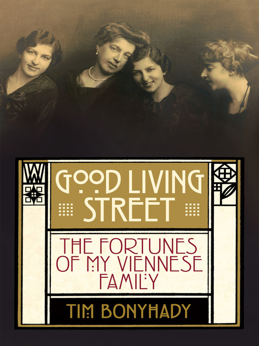 Title details for Good Living Street by Tim Bonyhady - Available