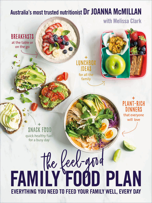 Image: The Feel-good Family Food Plan