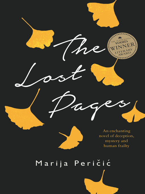 Title details for The Lost Pages by Marija Pericic - Available