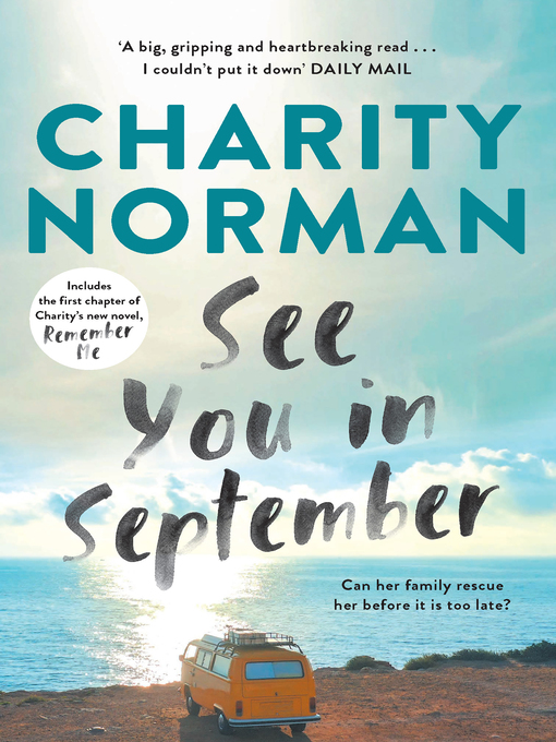 Title details for See You In September by Charity Norman - Available