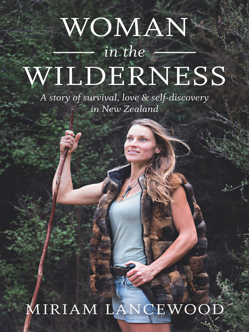 Title details for Woman in the Wilderness by Miriam Lancewood - Wait list