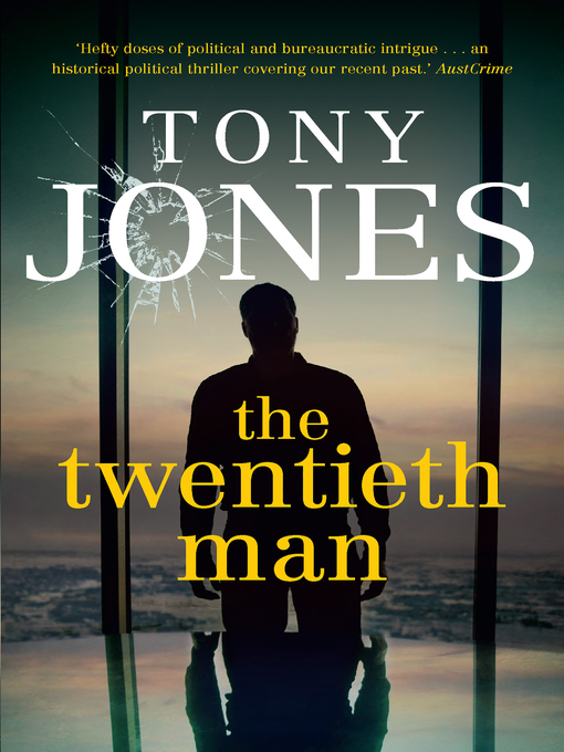 Title details for The Twentieth Man by Tony Jones - Available