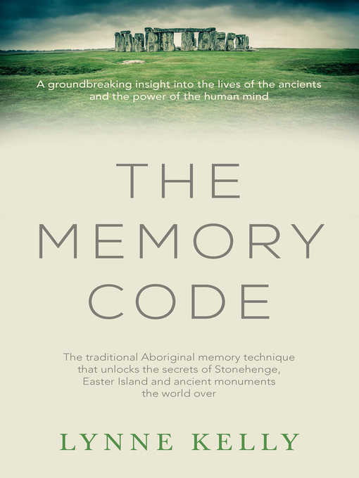 Title details for The Memory Code by Lynne Kelly - Available