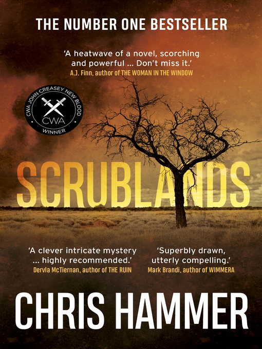 Title details for Scrublands by Chris Hammer - Available