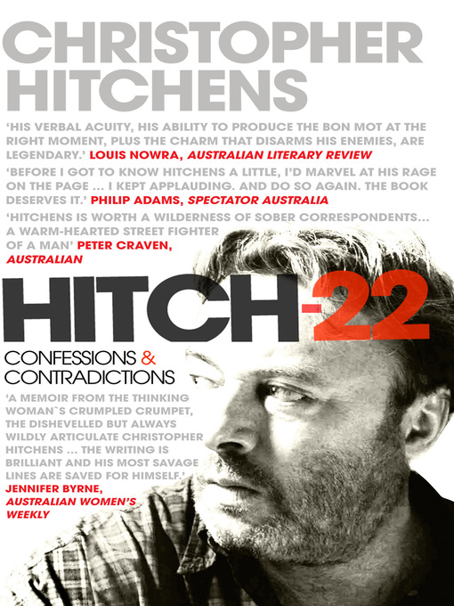 Title details for Hitch-22 by Christopher Hitchens - Available
