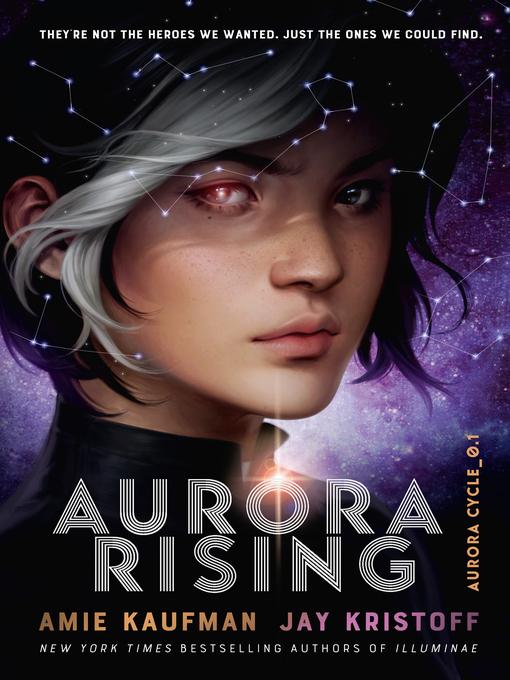 Title details for Aurora Rising by Amie Kaufman - Wait list