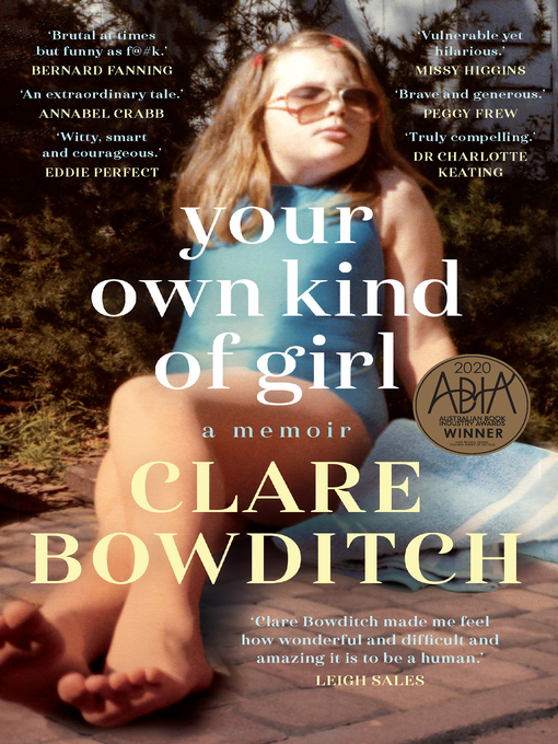 Title details for Your Own Kind of Girl by Clare Bowditch - Wait list