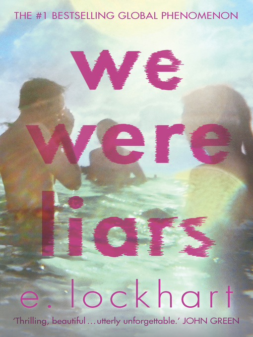 Title details for We Were Liars by E. Lockhart - Wait list