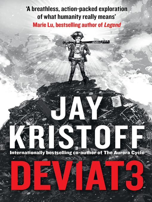 Title details for Dev1at3 by Jay Kristoff - Wait list