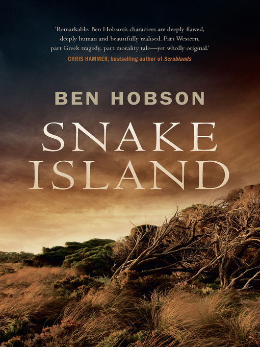 Title details for Snake Island by Ben Hobson - Available