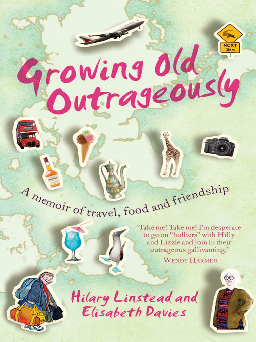 Cover of Growing Old Outrageously