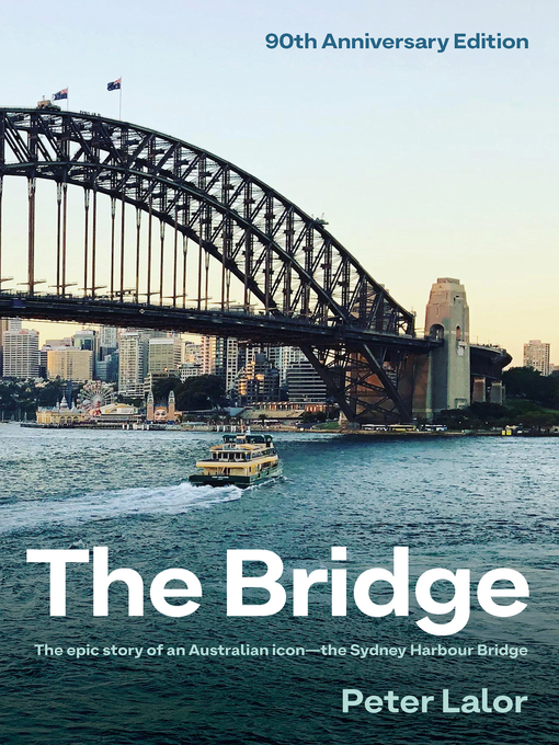 Title details for The Bridge by Peter Lalor - Available