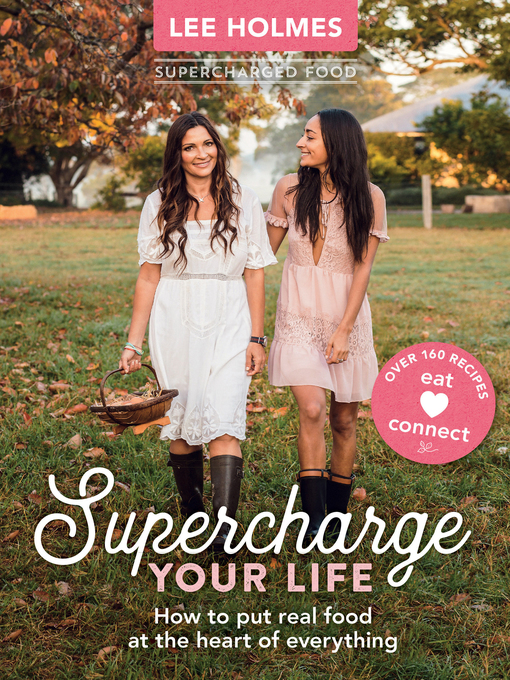 Title details for Supercharge Your Life by Lee Holmes - Available