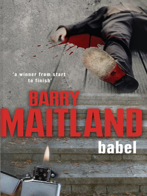 Title details for Babel by Barry Maitland - Available