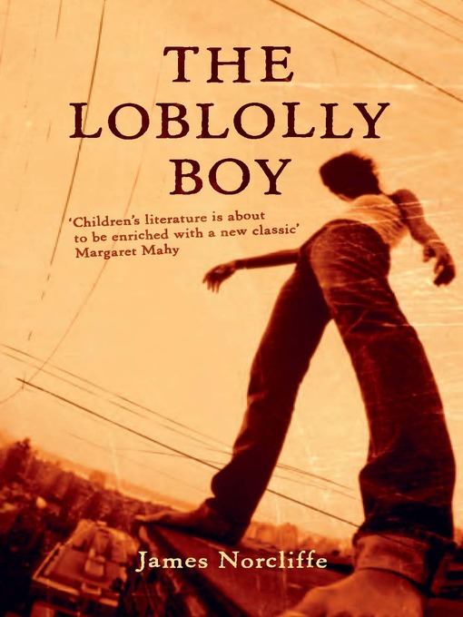 Title details for The Loblolly Boy by James Norcliffe - Available