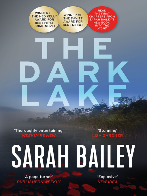 Title details for The Dark Lake by Sarah Bailey - Available