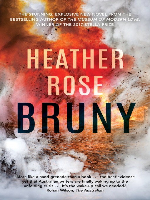 Title details for Bruny by Heather Rose - Available