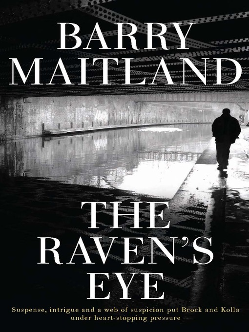 Title details for The Raven's Eye by Barry Maitland - Wait list