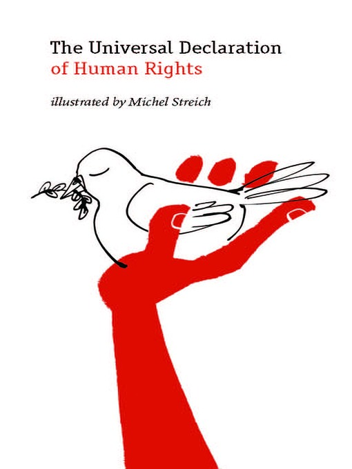 Title details for The Universal Declaration of Human Rights by Michel Streich - Wait list