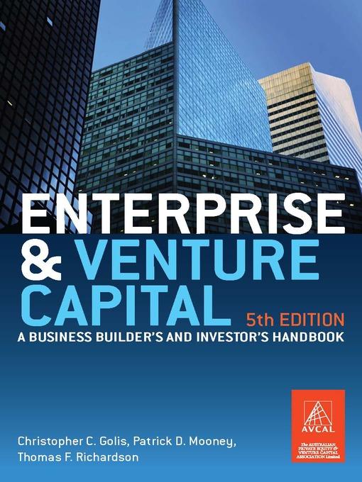 Title details for Enterprise & Venture Capital by Christopher Golis - Available