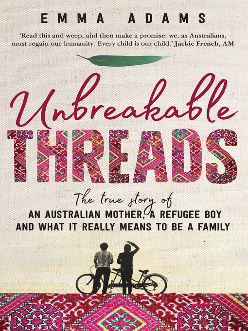 Title details for Unbreakable Threads by Emma Adams - Available