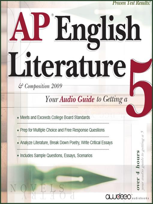 ap english literature exam essay questions