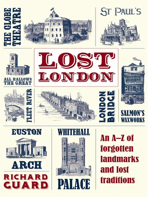 Title details for Lost London by Richard Guard - Available
