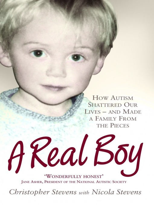 Title details for A Real Boy by Christopher Stevens - Wait list