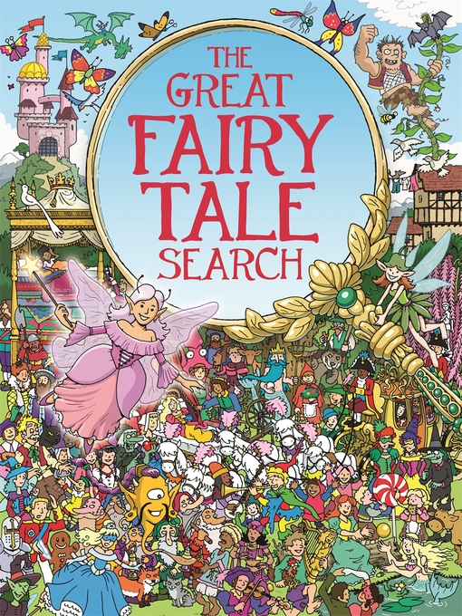 Title details for The Great Fairy Tale Search by Chuck Whelon - Available