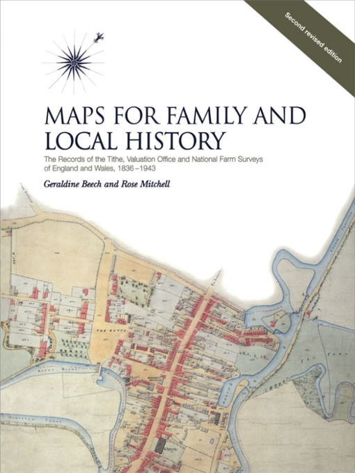 Title details for Maps for Family and Local History by William Foot - Wait list