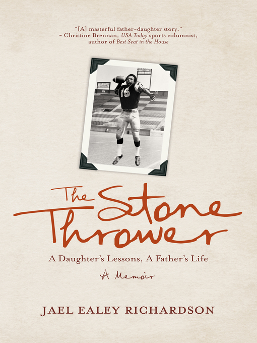 Cover of The Stone Thrower