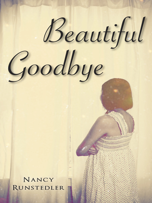 Cover of Beautiful Goodbye