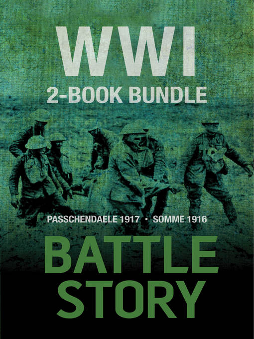 Cover of Battle Stories — WWI 2-Book Bundle