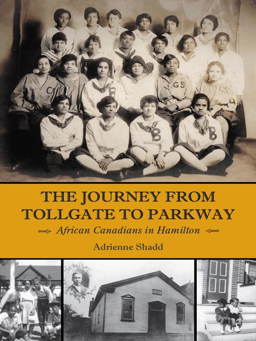 Cover of The Journey from Tollgate to Parkway