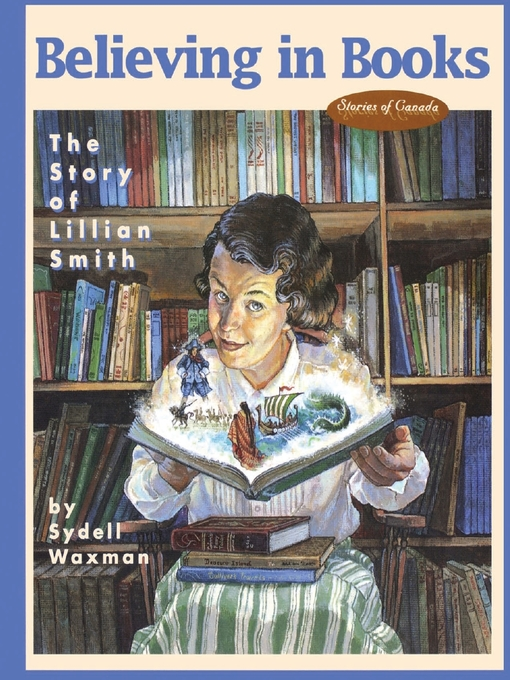 Title details for Believing in Books by Sydell Waxman - Available