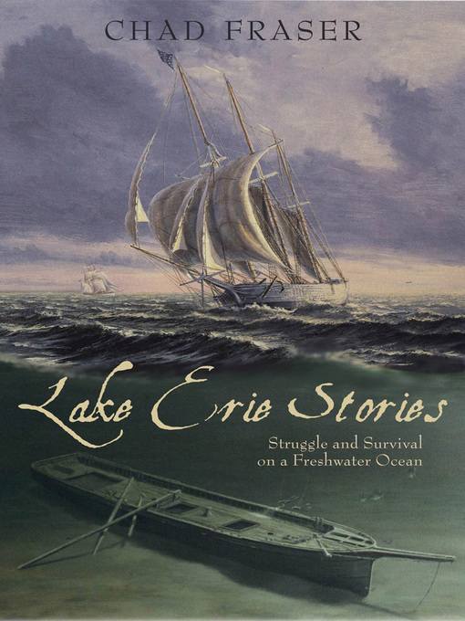 Title details for Lake Erie Stories by Chad Fraser - Wait list