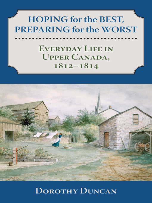 Title details for Hoping for the Best, Preparing for the Worst by Dorothy Duncan - Available