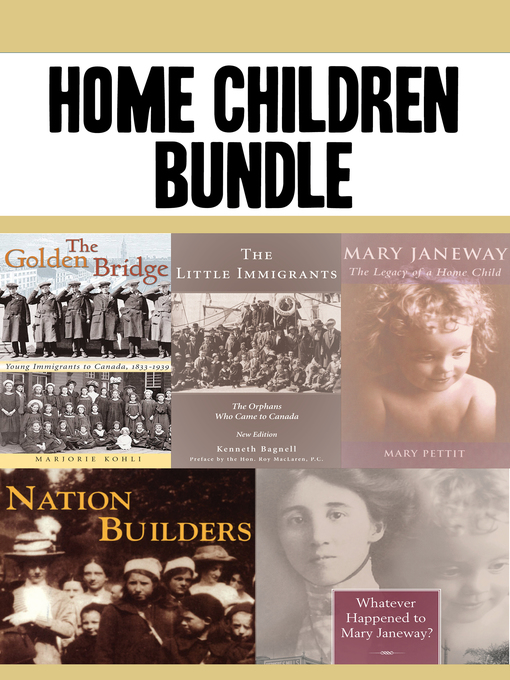 Title details for Home Children Bundle by Mary Pettit - Available